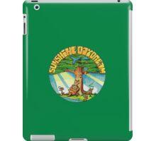 Sunshine Daydream iPad Case/Skin