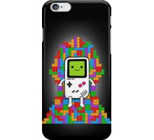 Throne of Tetris iPhone Case/Skin