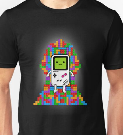 Throne of Tetris Unisex T-Shirt