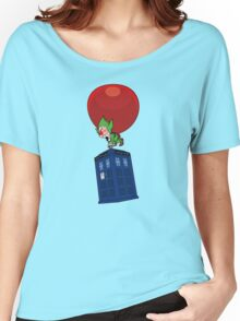 Tingle & The Tardis Women's Relaxed Fit T-Shirt