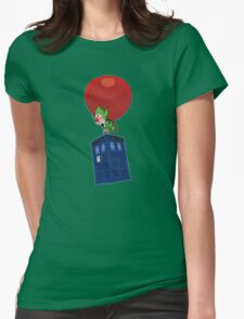 Tingle & The Tardis Womens Fitted T-Shirt
