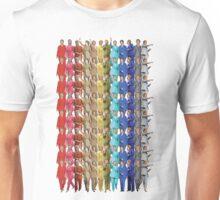 hillary pansuit style Unisex T-Shirt