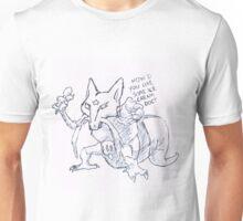 kadabra - how'd you like some ice cream doc Unisex T-Shirt