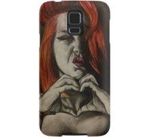 Accentuate the Positive Samsung Galaxy Case/Skin