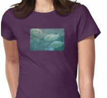Blub Blub Blub.....  - JUSTART © Womens Fitted T-Shirt