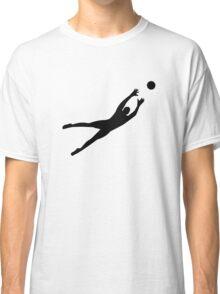 Soccer football goalkeeper Classic T-Shirt