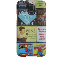 Kitsch Samsung Galaxy Case/Skin