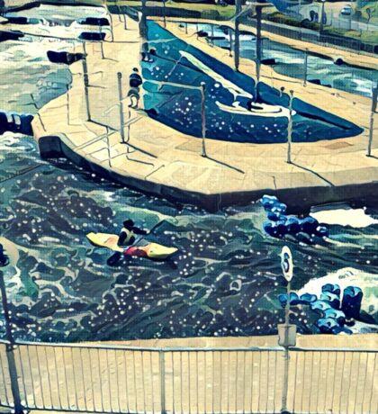 Kayaking  Sticker