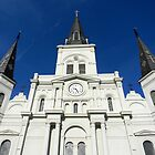 St. Louis Cathedral  by rosaliemcm