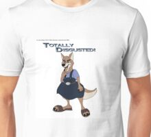 Totally Disgusted! Unisex T-Shirt