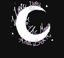 Love to the Moon Unisex T-Shirt
