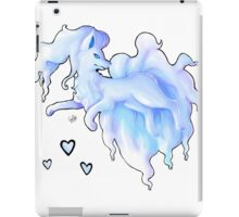 Alola Ninetails  iPad Case/Skin