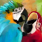 Macaws by John Ryan
