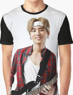 Day6 - Brian/Young K Graphic T-Shirt