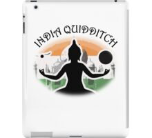 India Quidditch iPad Case/Skin