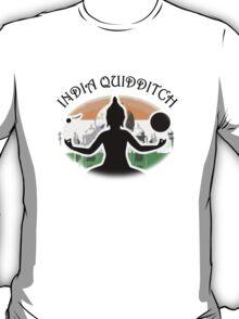India Quidditch T-Shirt
