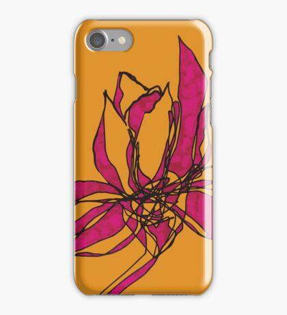 Flowering Flow iPhone Case/Skin