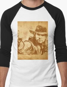Cowboy - vintage Men's Baseball ¾ T-Shirt