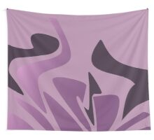 Violet Riot Wall Tapestry