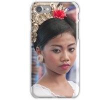 Marching Girl iPhone Case/Skin