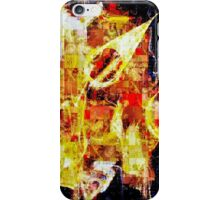 The Golden Compass by Floria Rey iPhone Case/Skin