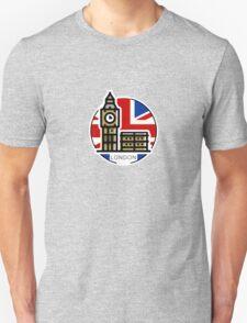 Around the world - London Unisex T-Shirt