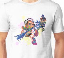 Splatoon - Low Poly Unisex T-Shirt