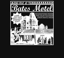 Bates Motel - White Type Unisex T-Shirt