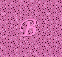 Pink B by Sean Brett