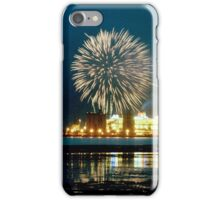 QM2 - Queen Mary 2 Maiden Voyage Southampton England UK iPhone Case/Skin