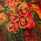 Roses by olga zamora