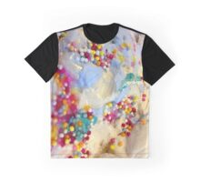 Sprinkles Close up #1 Graphic T-Shirt