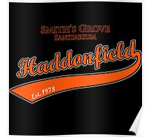 smith's grove sanitarium haddonfield Poster
