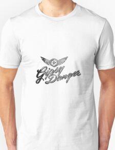 Gipsy Danger Chrome Logo Unisex T-Shirt