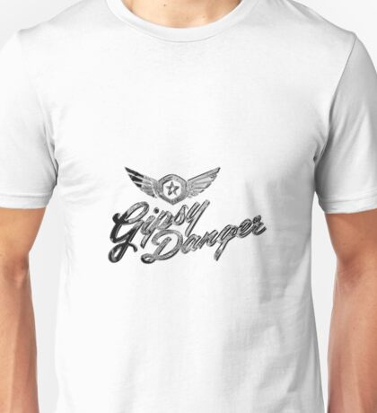 Gipsy Danger Chrome Logo Unisex T-Shirt