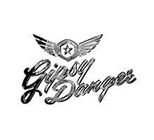 Gipsy Danger Chrome Logo Photographic Print