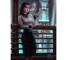 Elizabeth - Bioshock Infinite Photographic Print