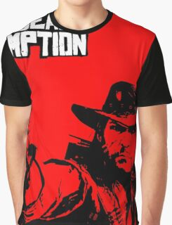 Cowboy Graphic T-Shirt