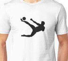 Soccer player Unisex T-Shirt