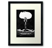 Terminator 2 Framed Print