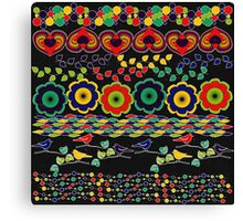 Nature in Patterns Canvas Print