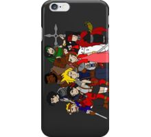 FF7 Characters iPhone Case/Skin