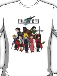 FF7 Characters T-Shirt