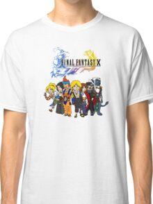 Final Fantasy 10 Characters Classic T-Shirt