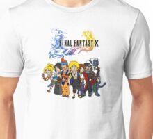 Final Fantasy 10 Characters Unisex T-Shirt