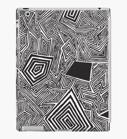Kyle's Lines iPad Case/Skin