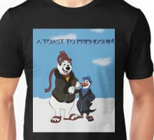 A Toast To Friendship! Unisex T-Shirt
