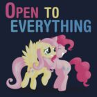 Open to everything by Stinkehund
