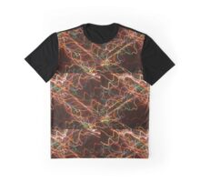Scatter of Light Rays Graphic T-Shirt