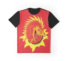 Tyrannomohawksaurus Rex Graphic T-Shirt